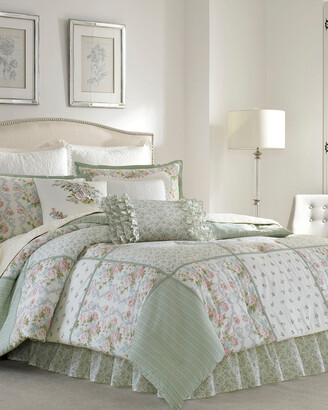 Laura Ashley Harper Sag Comforter Set