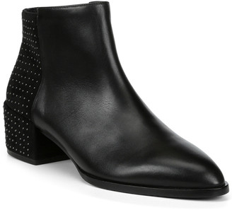 Donald J Pliner Devasp Leather Bootie