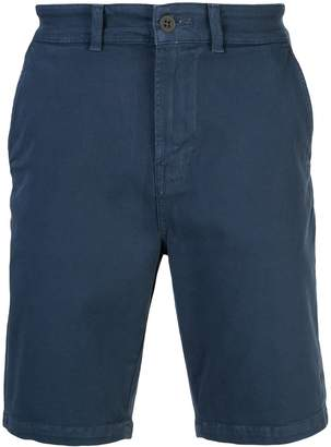 Hudson chino knee-length shorts