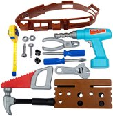 Learning Resources Pretend & Play Workbelt Tool Set