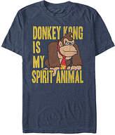Fifth Sun Donkey Kong 'Is My Spirit Animal' Tee - Men's Regular