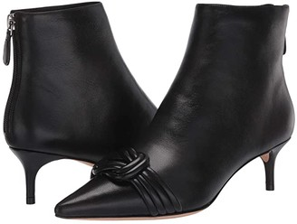 Alexandre Birman Vicky Boot 50 (Black) Women's Shoes