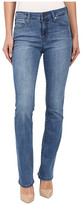 Liverpool Sadie Straight Leg Jeans in Melbourne Light Blue