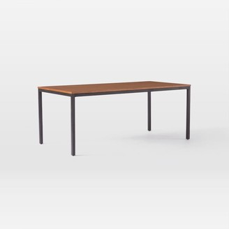 west elm Frame Dining Table - Walnut
