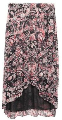 IRO 3/4 length skirt