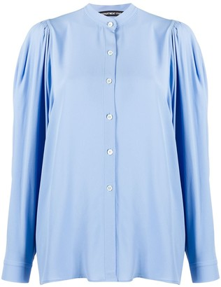 DEPARTMENT 5 Band Collar Shirt