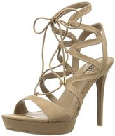 GUESS Women's Aurela3 Platform Dress Sandal, 8.5 M US