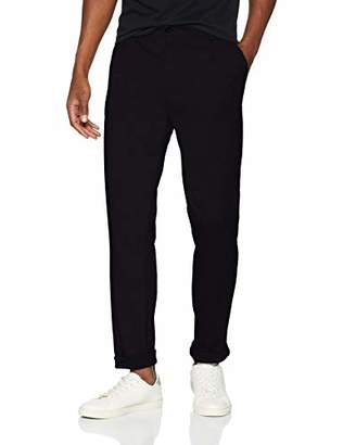 Casual Friday Men's 20501726 Suit Trousers, (Black 50003)