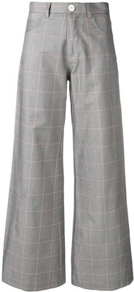 Societe Anonyme Paulette wide leg trousers