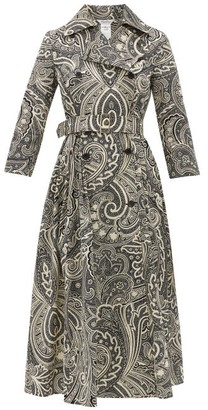 Max Mara Addobbo Dress - Black White