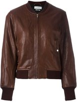 Etoile Isabel Marant 'Brantley' bomber jacket