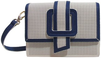 TMRW Studio Medium Crossbody Handbag - Cedric Perforated
