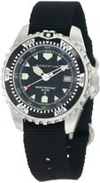 Momentum Men's 1M-DV00B8B M1 Unidirectional Bezel Dive Watch