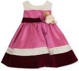 Rare Editions Colorblocked Dress, Toddler & Little Girls (2T-6X)