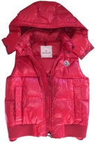 Moncler sleeveless quilted jacket