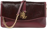 Lauren Ralph Lauren Carrington Barb Clutch