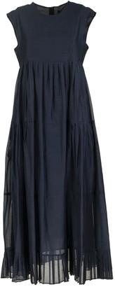 Max Mara Lidia Dress Blu