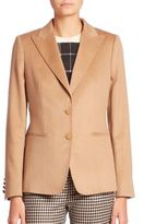 Max Mara Chopin Two-Button Jacket