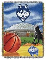 NCAA UConn Huskies Home Field Advantage College Throw