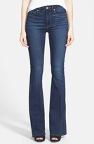 Paige Women's 'Transcend - Bell Canyon' High Rise Flare Jeans