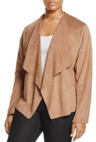 Alison Andrews Plus Lincoln Draped Jacket - 100% Exclusive