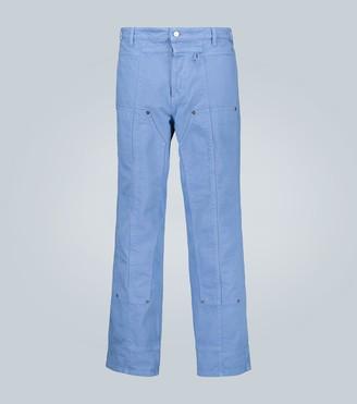 Jacquemus Le de NAmes Soleil jeans
