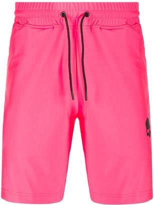 Hydrogen side stripe running shorts