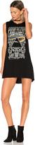 Lauren Moshi Deanna Pink Floyd Concert Dress