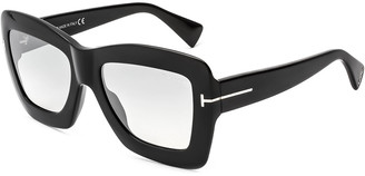Tom Ford Women's Hutton 55Mm Sunglasses
