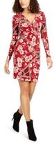 Thalia Sodi Crossover Surplice Dress, Created For Macy's