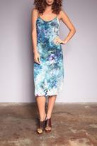 Peri Artist Slip Dress