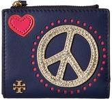 Tory Burch Peace Mini Wallet