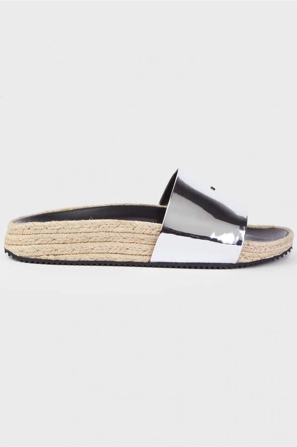 Alexander Wang Suki Specchio Sandals