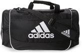 adidas Black & White Defense Medium Duffel Bag