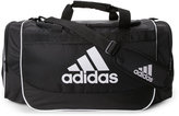 adidas Black & White Defense Medium Duffle Bag