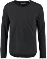 Guess Fashion Fit Long Sleeved Top Black