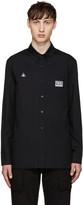 Kokon To Zai Black Patches Shirt