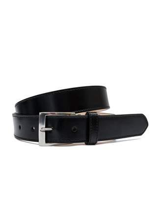 Paul Smith Naked Lady Leather Belt Colour: BLACK, Size: 30
