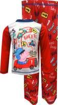 Peppa Pig Nickelodeon George Speedy Racers Toddler Pajamas for boys