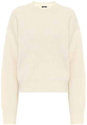 Joseph Ribbed-knit wool sweater
