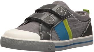 See Kai Run Baby Boys Russell Gray Denim Sneaker 11.5 Infant