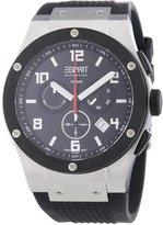 Esprit EL101001S01 - Men's Watch, caucciœ, Black Tone