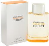 Kenneth Cole Reaction T-Shirt by Kenneth Cole Eau De Toilette for Men (3.4 oz)
