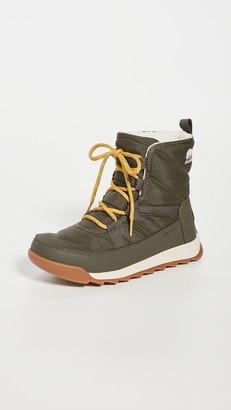 Sorel Whitney Ii Short Lace Boots