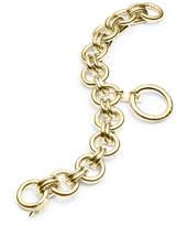 Eddie Borgo O-Ring Charm Chain Bracelet