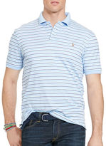 Polo Ralph Lauren Big and Tall Striped Pima Soft Touch Polo Shirt