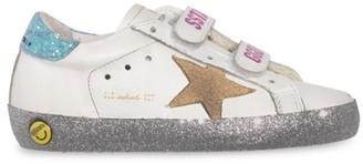Golden Goose Baby's, Little Girl's & Girl's Leather Old School Sneakers