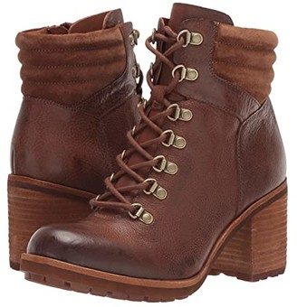 Kork-Ease Disna (Brown/Brown Combo) Women's Boots