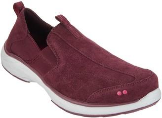 Ryka Suede Slip-on Shoes - Terrie