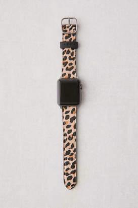 Casetify Leopard Print Apple Watch Strap